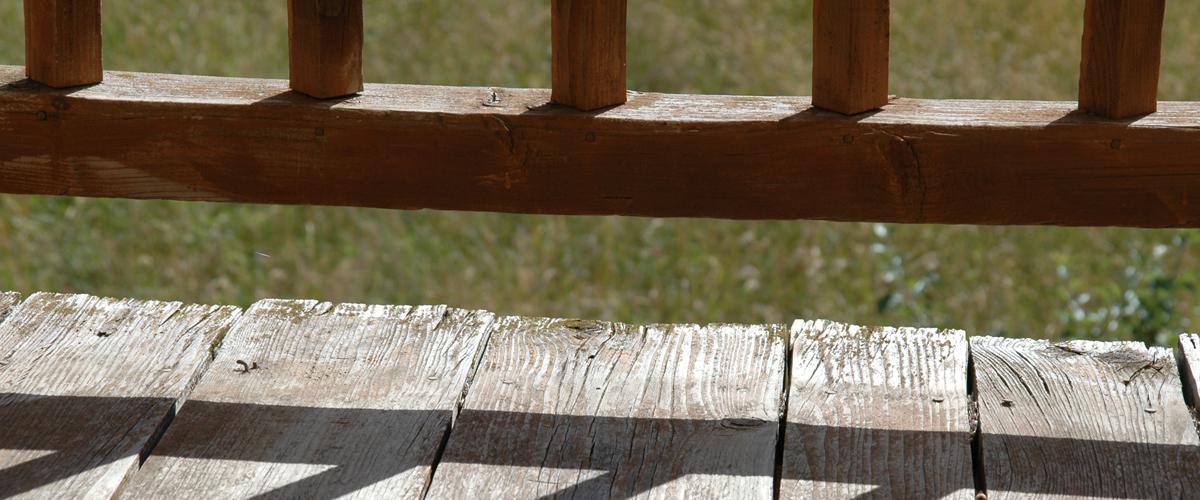 Balkong veranda