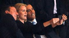 """Selfie"", Cameron, Obama, Thoming-Schmidt"